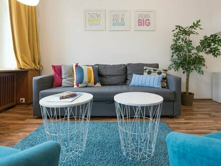 Wohnungspaket mit Aussicht auf das Riesenrad und guter Rendite
