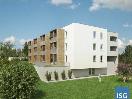 Neubauprojekt in Frankenmarkt, 2-Zimmer-Mietkaufwohnung Top 8