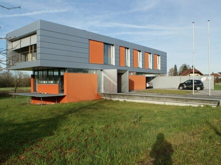 Auf 300 m² Wohnen und Arbeiten zugleich
