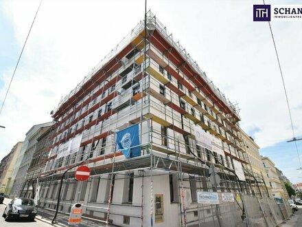 Jetzt zugreifen! Ihre Wohnungssuche endet hier - High Five in Margareten! Bestausstattung + Hofseitige Terrasse + Ideale…
