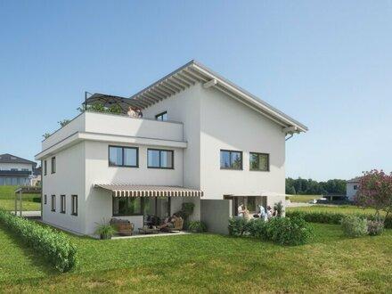 FERNBLICK: 5-Zimmer-Maisonette mit großer Dachterrasse