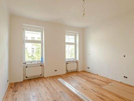 ++NEU** Sanierter 1-Zimmer-ERSTBEZUG in aufstrebender Lage! toller Stilaltbau!!