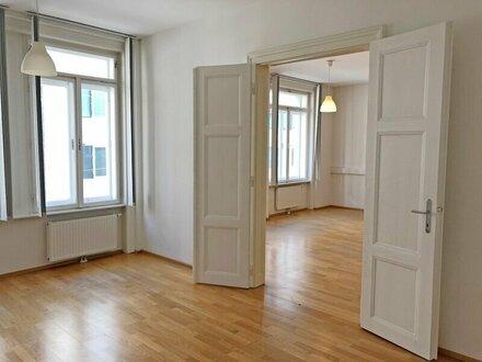 Nikolsdorfer Gasse - 115m2 Bürofläche mit Balkon!