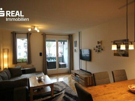 Sehr gepflegte 4-Zimmer-Wohnung Nähe Oberndorf - St. Georgen bei Salzburg