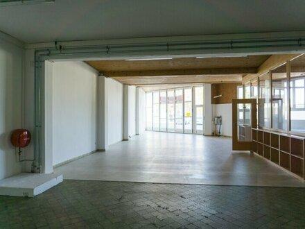 270 m2 großes Geschäftsfläche,Lager und Büro nähe Mödling zu vermieten! VIELSEITIG NUTZBAR!