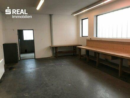 Werkstatt und Büro in Niedernsill