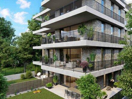 PARK SUITES - NEUBAU ERSTBEZUG 3 Zimmer Wohnung mit Balkon in 1180 Wien