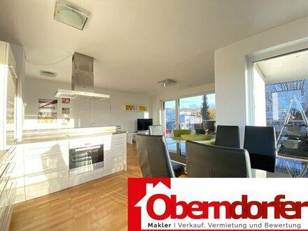 MB2 | Zwei-Zimmer-Penthousewohnung | LIEFERING
