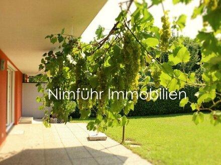Geräumige, sonnige 3-Zimmer-Gartenwohnung in ruhiger Lage - Josefiau