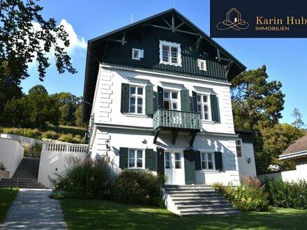 Stilvolle Jahrhundertwende-Villa in bester Ruhelage