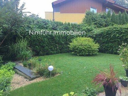 Schöne und große 3-Zimmer-Gartenwohnung am Fuße des Heuberges