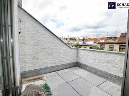 EINFACH BESSER! Top geschnittene Zwei-Zimmer-Wohnung im Dachgeschoss und Innenhof-Lage!!!