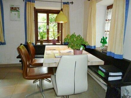 Flair! Idyllische 4-Zimmer-Gartenmaisonette in schöner Lage von Großgmain/ Sbg.