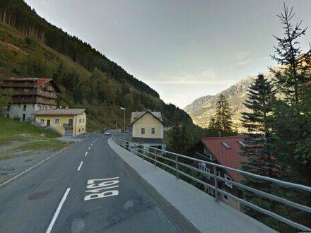 Aussichtsplattform • Baugrundstück in Bad Gastein