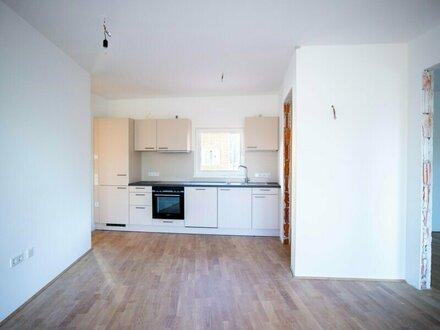 Erstbezug: Charmante 3-Zimmer-Wohnung im Stadtteil Gnigl