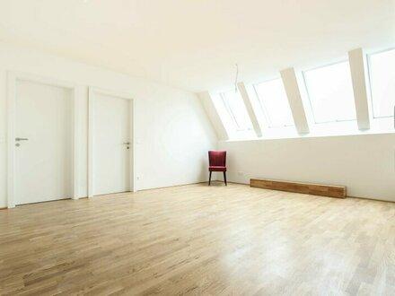 Provisionsfrei - 2 Zimmer Wohnung mit großer Dachterrasse in Bestlage!