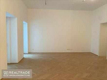 (ERSTBEZUG) NEW PRESTIGE - kernsanierte 3 Zimmerwohnung in top Lage am unteren Belvedere