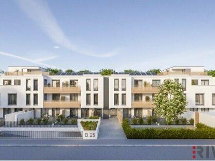 Idyllisches Wohnen mit hervorragender öffentlicher Verkehrsanbindung + 50m² DACHTERRASSE