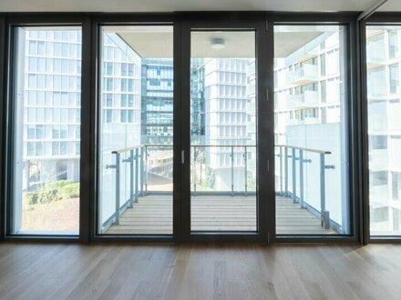 EXKLUSIVER ERSTBEZUG - Parkapartments am Belvedere - 2-Zimmer Wohnung mit Balkon im 7. Stock