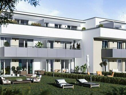 Traumhafte 3 Zimmer Dachgeschosswohnung mit 44m² Terrasse