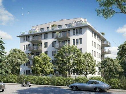 EUM - Upper West 199! 4-Zimmer-Neubau mit zwei Balkonen im 5. Obergeschoß
