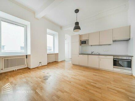 Exklusive 2-Zimmer Wohnung, Nähe Steiner Tor