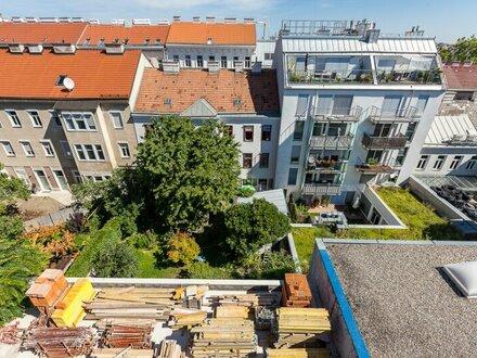 DACHGESCHOSS 30m² Single Apartment mit Terrasse - Neubau ERSTBEZUG in 1160 Wien