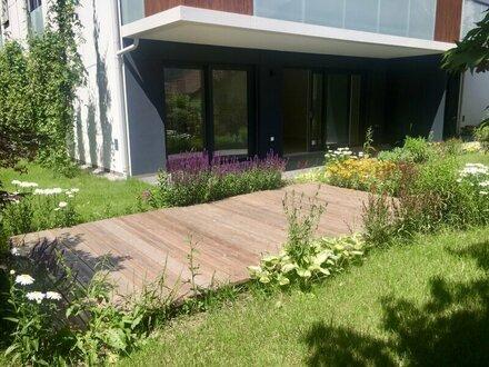 Einzigartige, neue Gartenwohnung inmitten der Kaiserstadt Bad Ischl