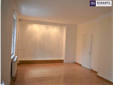 PROVISIONSFREI! 90m² lichtdurchflutete 3-Zimmerwohnung in Toplage + WG tauglich + Uni-Nähe!