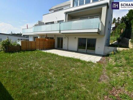 Absolute Ruhelage + riesiger Garten + 4-Zimmer + Erstbezug + beliebte Wohngegend! Herz was willst du mehr?