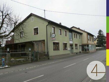 AKTION ORTSKERNBELEBUNG RAAB ! Geschäftshaus: Werkstatt / Lager / Büro........
