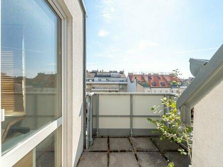 ++NEU++ Großzügige 4-Zimmer DG-Maisonette mit Terrasse u. Loggia, Tolle LAGE in 1080!