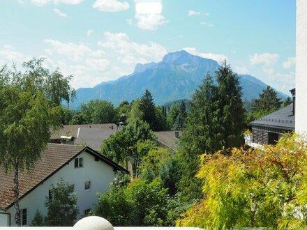 Attraktive, sonnige Dachatelierwohnung mit prachtvollem Bergpanoramablick - zum Sonder Frühjahrspreis!!!