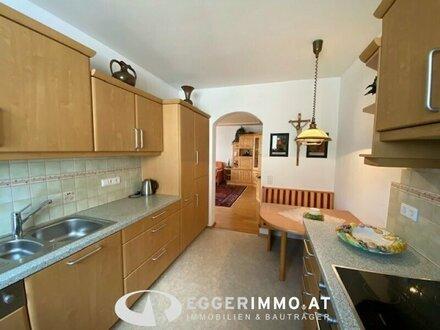 5751 Maishofen: AB April 2021; möblierte, gepflegte 3 Zimmerwohnung (88m²) mit sonnigem Balkon, separatem Kellerabteil…