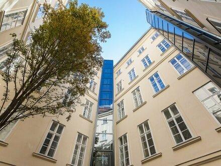 3 Zimmer Wohnung mit Balkon am FRANZISKANER PLATZ - DACHERSTBEZUG in HOFRUHELAGE - 16 repräsentative DACHWOHNUNGEN - 1010…