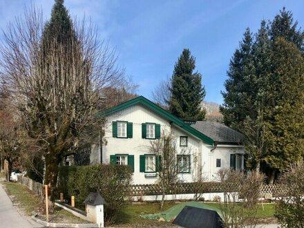 Charmanter Wohnsitz in Sankt Gilgen am Wolfgangsee