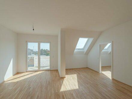++NEU++ Optimal für Anleger: 3-Zimmer DG-NEUBAU-ERSTBEZUG mit Terrasse in TOP-Lage!