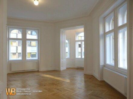 1090, 4-Zimmer Stilaltbauwohnung im Servitenviertel