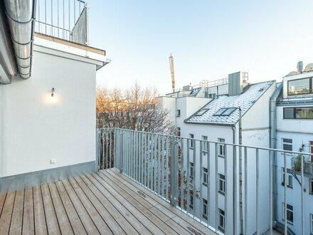 ++NEU** Hochwertiger 3,5 Zimmer DG-ERSTBEZUG, nahe Yppenplatz! zwei Terrassen, tolle Aufteilung!!