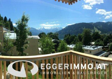 Zell am See / Thumersbach - moderne 2 Zimmer Wohnung mit Seeblick zu vermieten