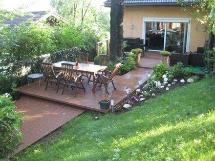 Charmante Haushälfte mit viel Flair und großem Garten in Neu Anif