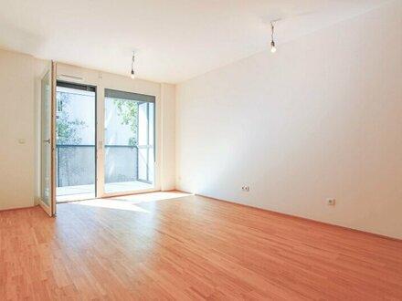 charmante 2-Zimmer Wohnung mit Terrasse!