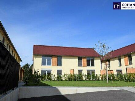 Ökologisch gebaute MAISONETTEN-Wohnung mit einladender Terrasse und Eigengarten! Provisionsfrei!