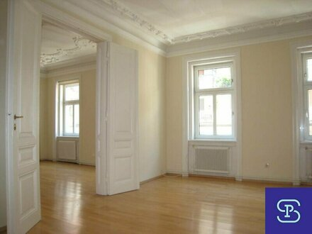 Sofiensäle: 207m² Altbau-Maisonette mit Einbauküche - 1030 Wien