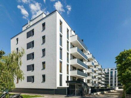 Standardwohnung mit 2 Zimmer - möblierte Küche - Erstbezug im Neubau (12) PROVISIONSFREI direkt vom Bauträger