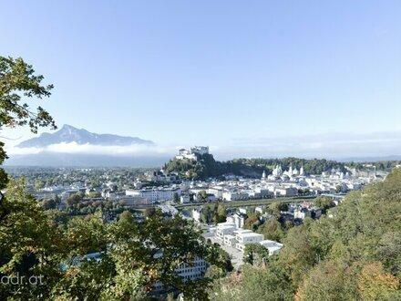 Exklusiver Neubau: Moderne 3-Zimmer-Wohnung in erster Reihe zur Salzburger Altstadt