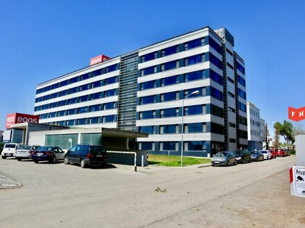 Vermietet werden 4 Etagen in einem modernem Bürohaus in Liesing
