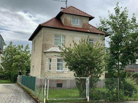 Wohnwert - Historisches Stadthaus in Pregarten