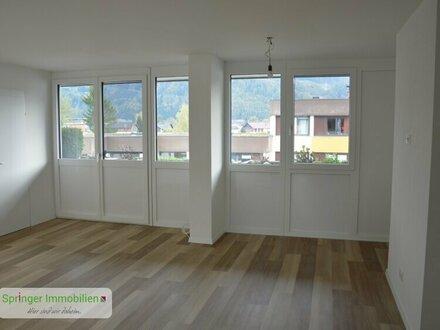 So will ich wohnen! Familienfreundliche 4-Zimmer-Wohnung mit 2 Loggien