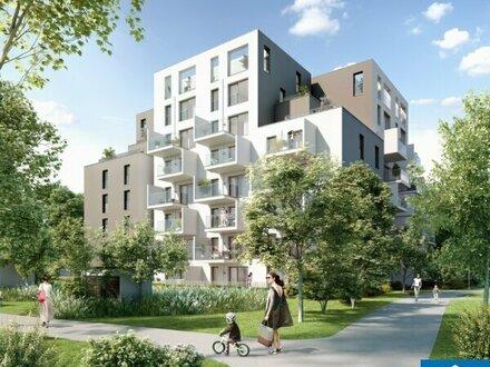 RIVUS I - Provisionsfreie Anlagewohnungen in Atzgersdorf